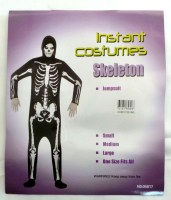 31816946 COSTUMES INSTANT SKELETON (ADULT) 05817 R3003