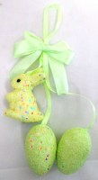 37403164 EASTER BUNNY HANGING EACH PACK R28