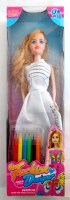 38200915 DOLL FASHION DESIGNER DREAM 6609-2 EACH R80
