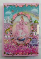 61105454 NOTE BOOK PRINCESS EACH R75